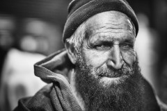 Oldman in Gilgit-Baltistan, Pakistan 2015